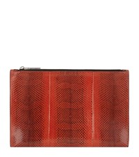 Victoria Beckham Ayers Pouch Female Red