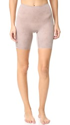 Spanx Pretty Smart Midnight Shorts Taupe