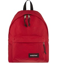 Eastpak Padded Pak'r Backpack Chuppachop Red