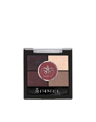 Rimmel London 5 Pan Eyeshadow Brixtonbrown