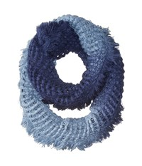 Steve Madden Made In The Shade Infinity Navy Scarves