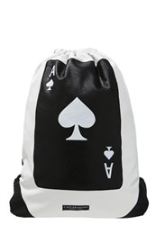 Cayler And Sons Ace Rucksack White Black