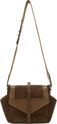Isabel Marant Raw Umber Hanley Shoulder Bag