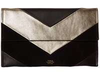 Vince Camuto Fitzi Clutch Black Treasure Clutch Handbags