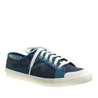 J.Crew Women's Tretorn Tournament Net Sneakers Navy