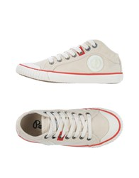 Pepe Jeans Footwear Low Tops And Trainers Women Beige
