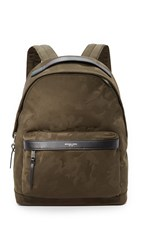 Michael Kors Grant Camo Jacquard Backpack Army