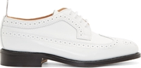 Thom Browne White Annonay Longwing Brogues