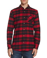 Buffalo Sachet Plaid Flannel Button Down Shirt Compare At 79 Red