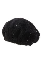 Sole Society Women's Faux Fur Beret