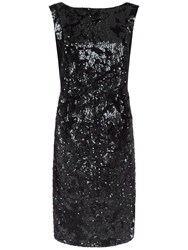 Fenn Wright Manson Petite Universe Dress Black