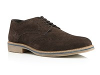 Skopes Suede Shoes Brown