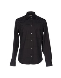 Galliano Shirts Black
