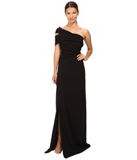 Dsquared Stretch Viscose Blair Gown Black