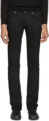 Naked And Famous Black Power Stretch Superskinny Guy Jeans