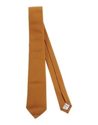 Hardy Amies Ties Brown