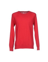 Asola Sweaters Brick Red