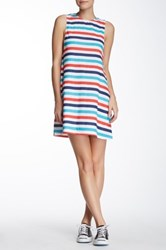 American Apparel The Olivia Dress Multi
