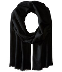 Love Quotes Travel Weight Cashmere Wrap Scarf Black Scarves