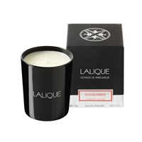 Lalique Scented Candle Gingembre Yunnan