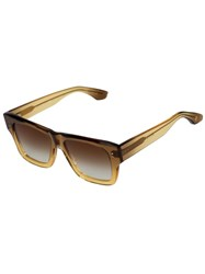 Dita Eyewear 'Creator' Sunglasses Brown