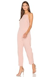 Motel Kauna Jumpsuit Blush