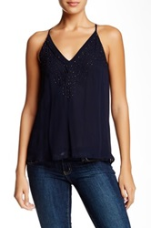 French Connection Evissa Tank Black