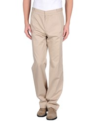 Hugo Trousers Casual Trousers Men Beige