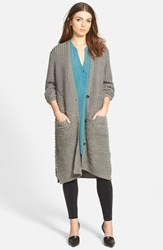 Trouve Women's Trouve Textured Cardigan
