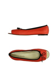 Collection Privee Collection Privee Ballet Flats