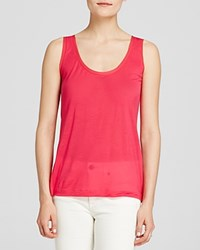 French Connection Tank Polly Plains Passion Pink
