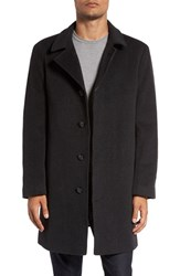 Rodd And Gunn Men's 'Archers' Wool Blend Overcoat