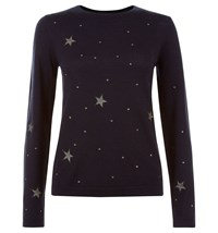 Hobbs Celestial Sweater Navy