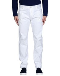 Brian Dales Trousers Casual Trousers Men White