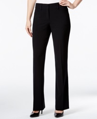 Style And Co. Tummy Comfort Flared Pants Only At Macy's