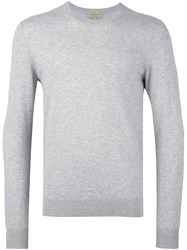 Burberry 'Richmond' Sweatshirt Grey