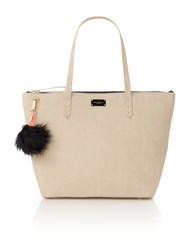 Paul's Boutique The Limehouse Collection Navy Neutral Tote Bag Neutral