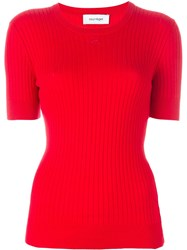 Courra Ges 'Ml03' Top Red