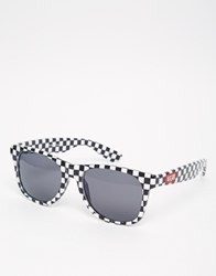 Vans Spicoli Sunglasses Blackcheckerboard