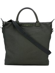 Want Les Essentiels De La Vie 'O'hare' Tote Bag Green
