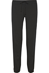 James Perse Genie Cotton Terry Track Pants