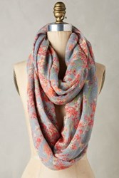 Anthropologie Varenne Loop Scarf Pink