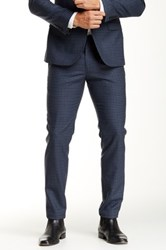 Ben Sherman Camden Separate Wool Pant Red