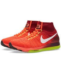 Nike Zoom All Out Flyknit Red