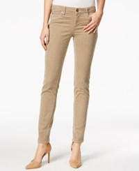 Kut From The Kloth Diana Skinny Corduroy Pants Khaki
