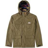 Penfield Kasson Mountain Parka Green