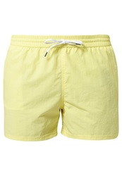 Your Turn Active Swimming Shorts Light Yellow