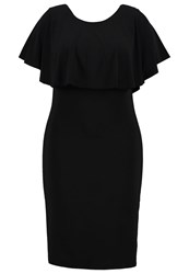 Evans Ity Cocktail Dress Party Dress Black