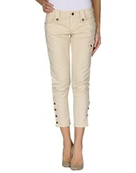 Frankie Morello Trousers 3 4 Length Trousers Women
