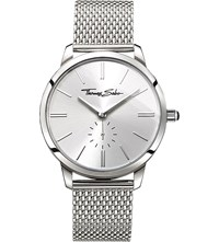 Thomas Sabo Glam And Soul Stainless Steel Watch